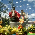Sinulog Festival (image from cornygonzales.blogspot.com)