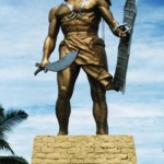 Lapu-Lapu monument (image from images.google.com)